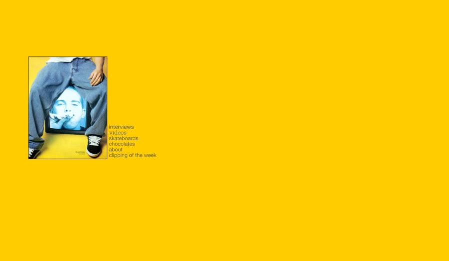 www.bobshirt.com (2007)