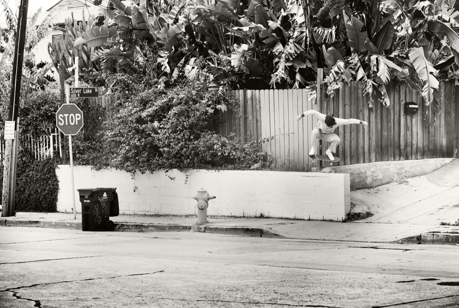Andrew Allen, switch wallie, Silverlake, Los Angeles. photo: Andrew James Peters