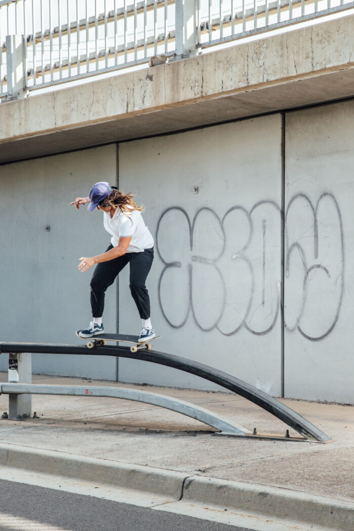 Fabiana Delfino, switch 5050 | photo: Norma Ibarra