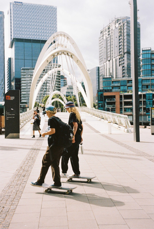 Credits: Shari White Interview | Shari & Una, Melbourne, photo: Norma Ibarra
