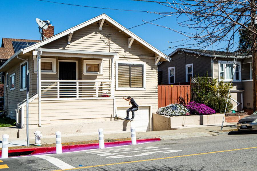 Mason Silva Interview | gap to frontside tailslide, photo: Gabe Morford | Slam City Skates
