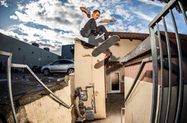 Mason Silva Interview | Slam City Skates | Featured | photo: Gabe Morford