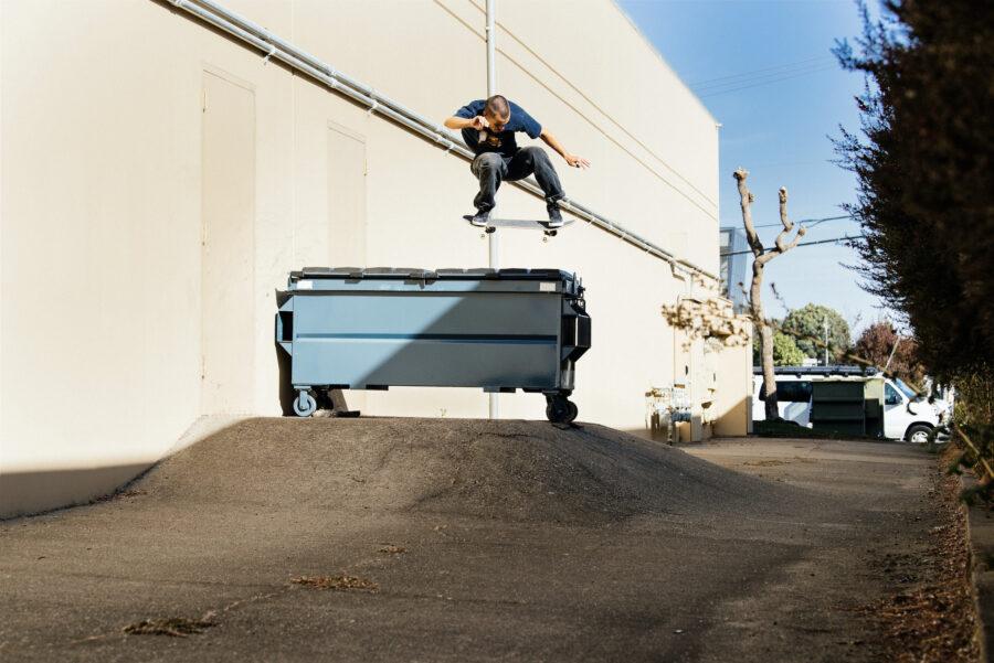 Mason Silva Interview | backside 180. photo: Bram De Martelare | Slam City Skates