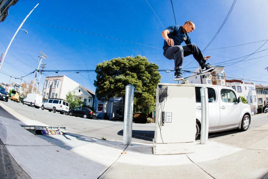 Mason Silva | Gap 5-0 | photo: Bram De Martelaere