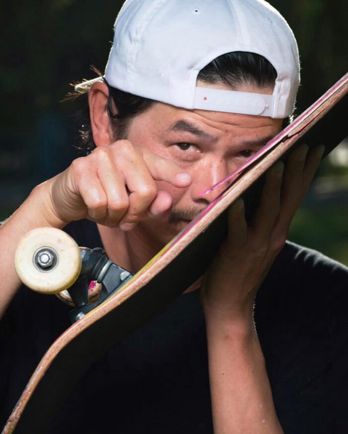 Seu Trinh: Creative Destruction interview by Mackenzie Eisenhour | Self Portrait | Slam City Skates
