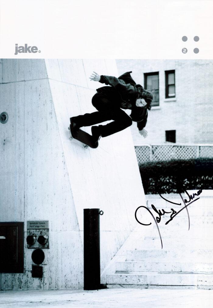 Jake Johnson | Gravis Footwear advert | photo: Jonathan Mehring