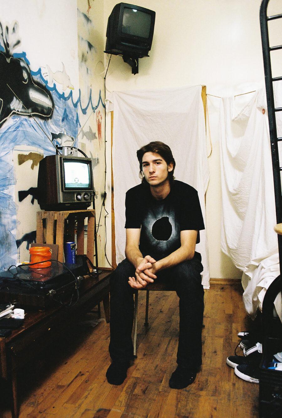 Lightbox: Jake Johnson by Jonathan Mehring | portrait