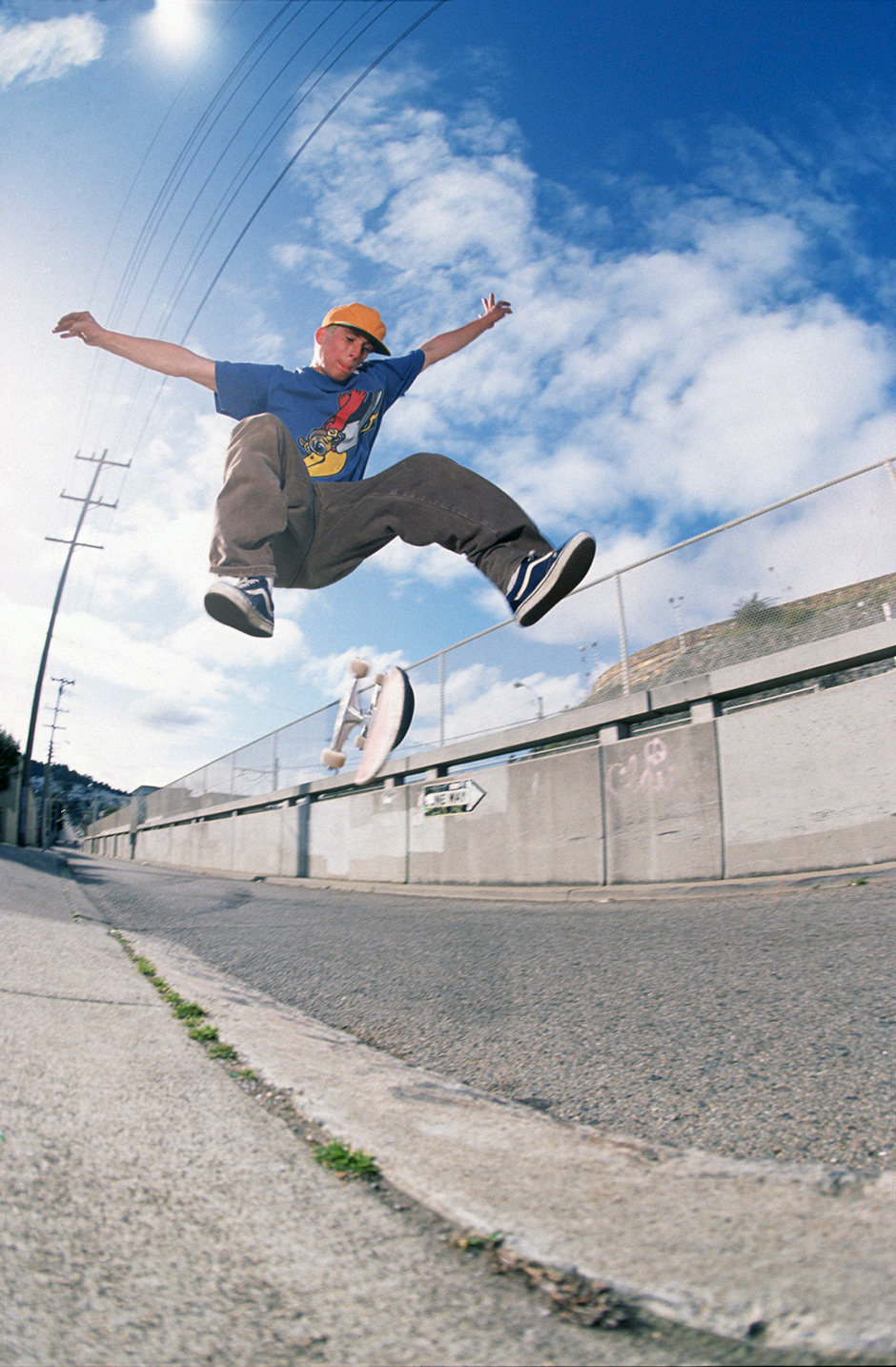 More Cardiel from his Big Brother interview.. Switch frontside heelflip. Photo: Tobin Yelland