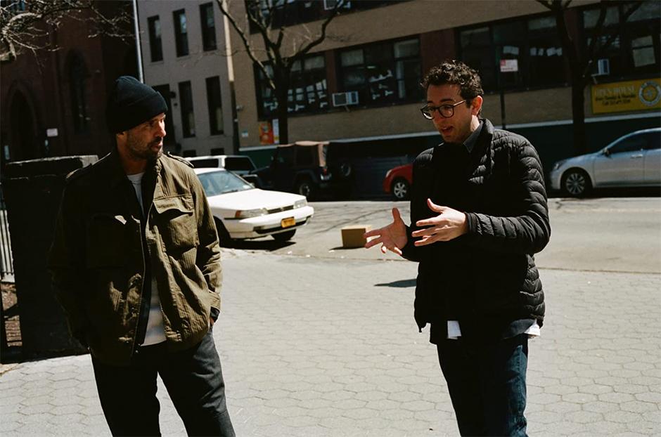 Gino Iannucci contributes to the heavy list Jeremy interviewed. Photo: Brendan Burdzinski