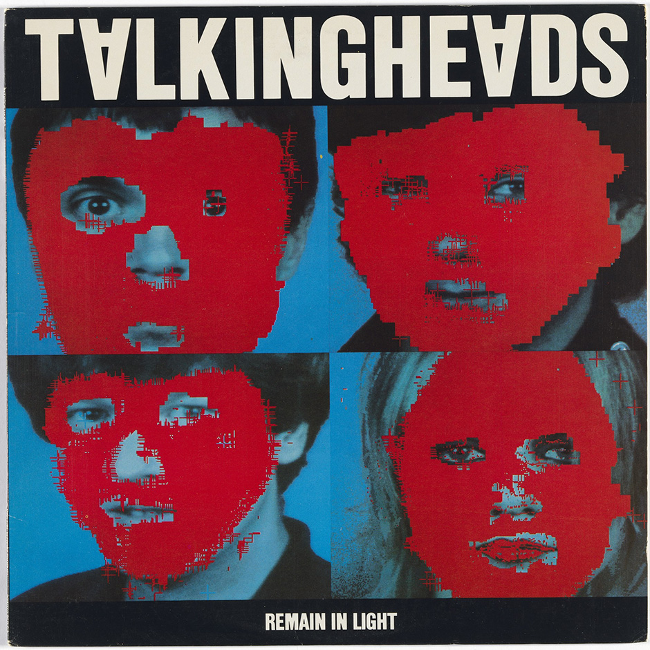'Remain In Light' - Talking Heads (1980)