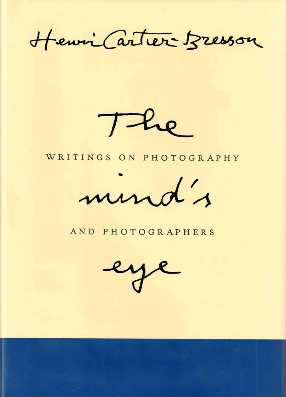 The Mind's Eye - Henri Cartier-Bresson (1999)