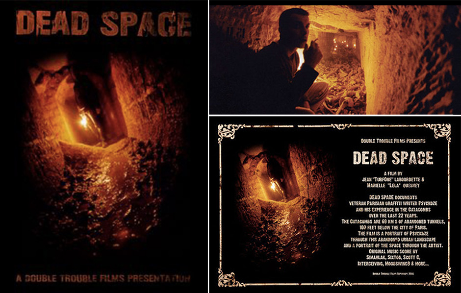 Dead Space - Jean Labourdette and Marielle Quesney (2004)
