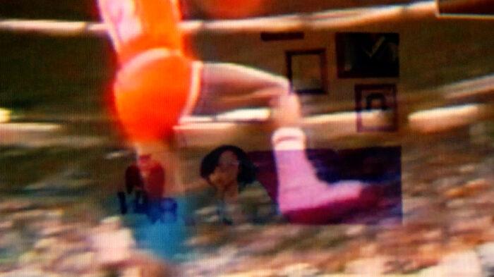 Basketball video still from 'Mother' by Quasi Skateboards | Justin Henry Interview – Slam City Skates