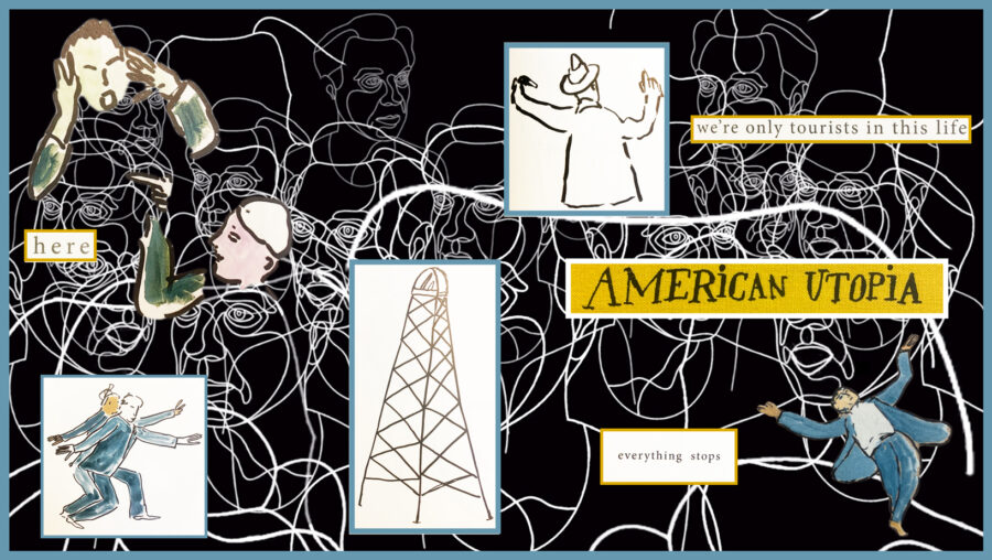 David Byrne's American Utopia | Offerings: Tom Karangelov Interview | Slam City Skates