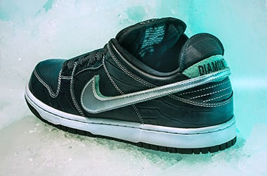 Nike SB Diamond Dunk Story