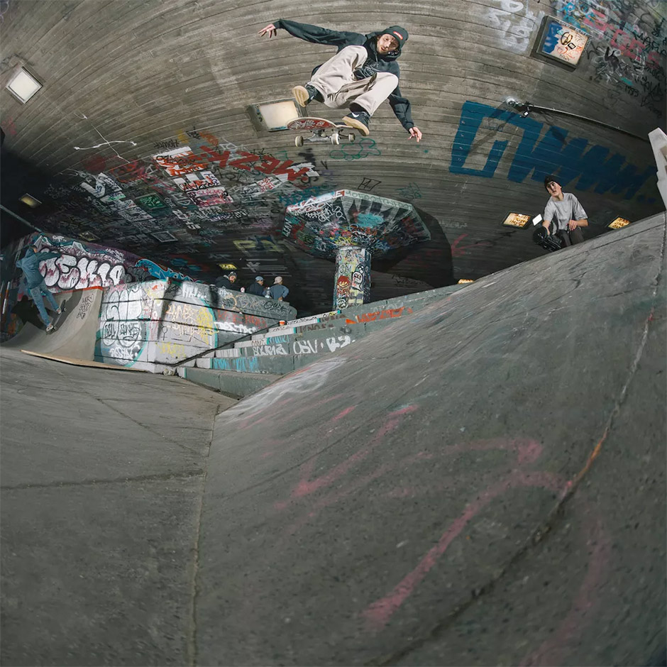 Long Live Southbank Interview : Slam City Skates Blog